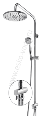 Душевая башня ESKO,   Shower Tower арт. ST 9950 / ST950, ESKO (Чехия)